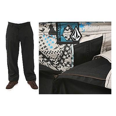 Jacked-Up Pants