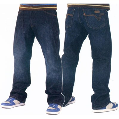 The Stams II 55 Wash Jeans