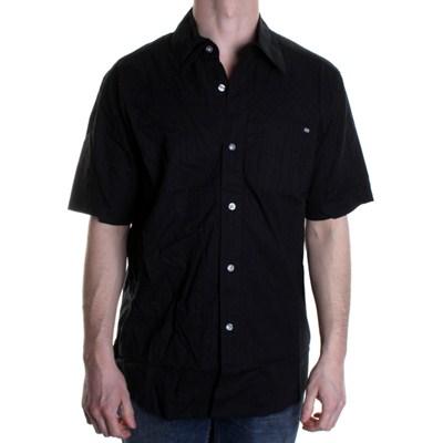 Pillar S/S Shirt - Black