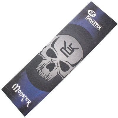 Skull Skateboard Griptape