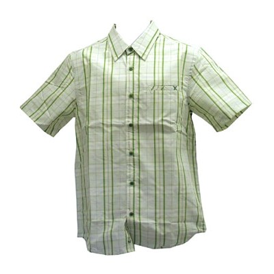 Franz S/S Shirt - Tree Green
