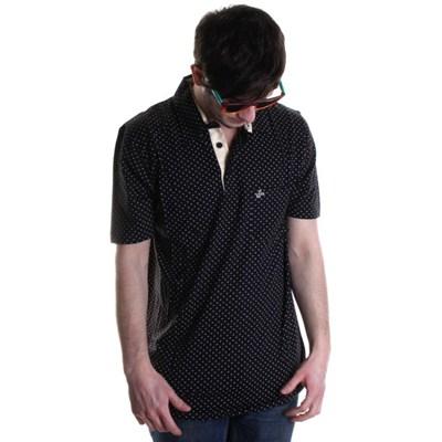 Starman POVD S/S Polo Shirt - Black