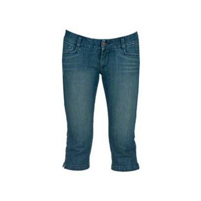Frizzie Denim Shorts