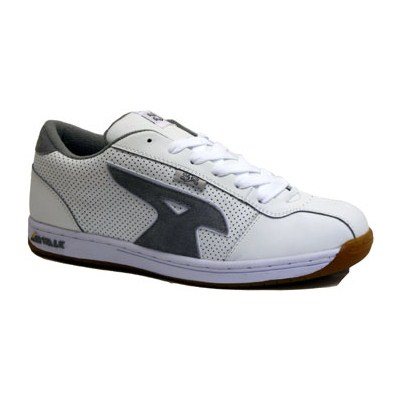 901 Action Leather White/Grey Shoe