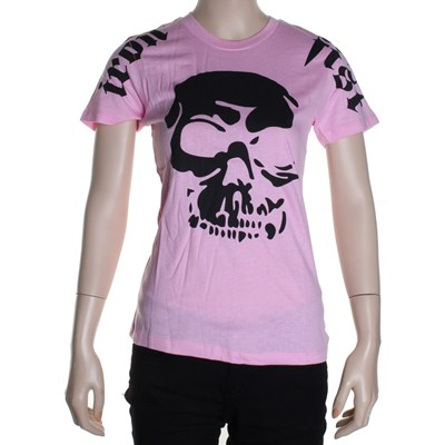 Unestablished Girls S/S Tee - Pink