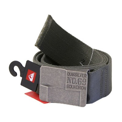 Out of Order Web Belt - Army Green