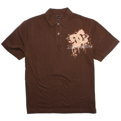 Washout S/S Polo Shirt