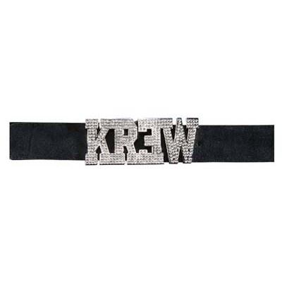 Ice Leather Belt