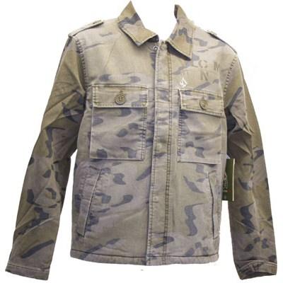 D Risk Camo Jacket