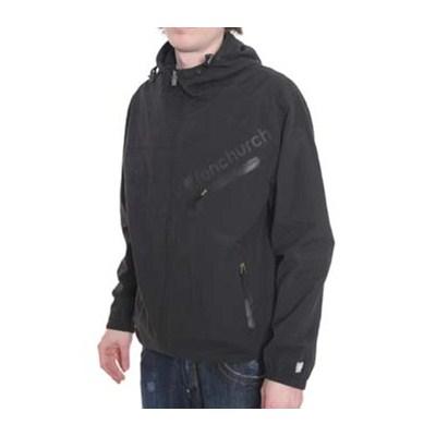 Creston Black Jacket