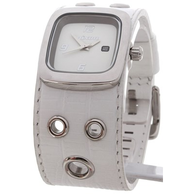 The Mini GTO Watch - White Snake - SALE - 40% Off
