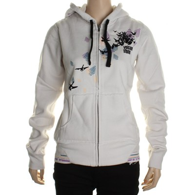 Flocking Around Slim Fit Hoody