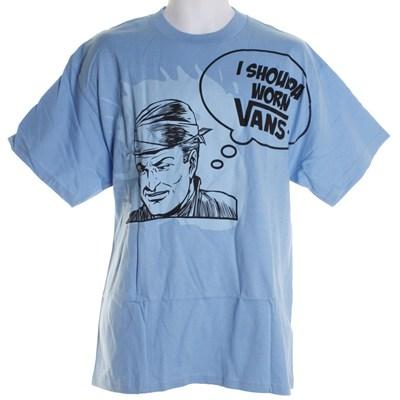 Vansberry S/S T-Shirt - Light Blue