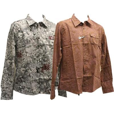 Dustin POVD L/S Woven Shirt