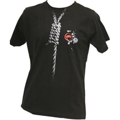Rope S/S T-Shirt - Black