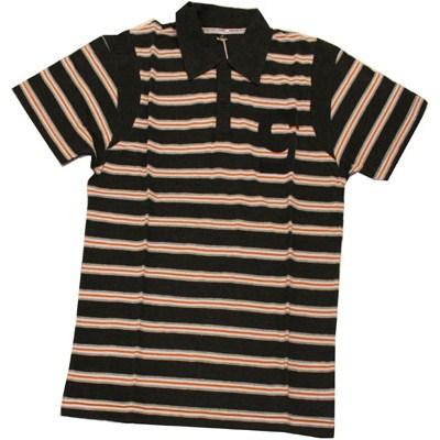 Head Honcho S/S Polo Shirt - Carbon Marle