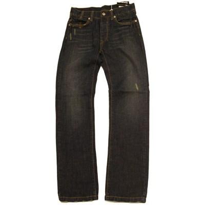 Mr Burgundy Jeans