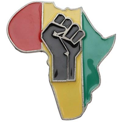 Africa Fist Buckle