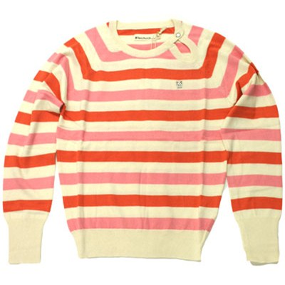 Charlotte Girls Striped Sweater