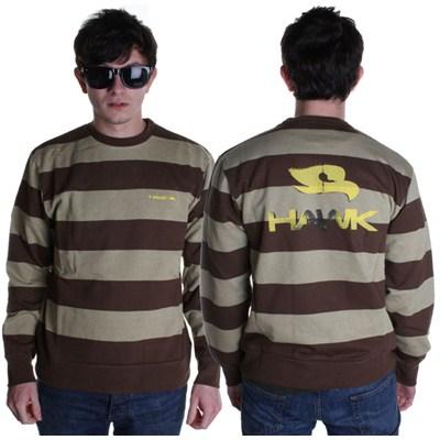 Stencil Stripy Sweater
