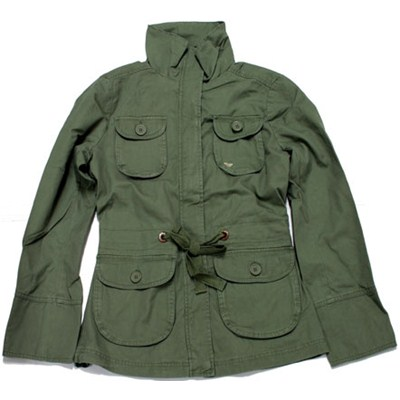 Keep Your Cool Military Jacket