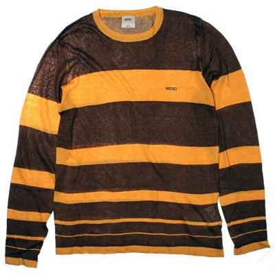 Frasier Golden Apricot Knit Sweater