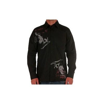 Compressor L/S Shirt - Black