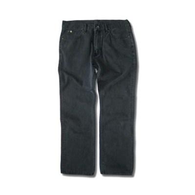 Monaco Black Jean