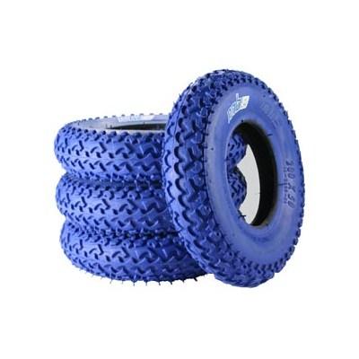 8 inch T1 Tyre Set