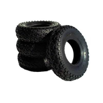 9 inch T2 Tyre Set