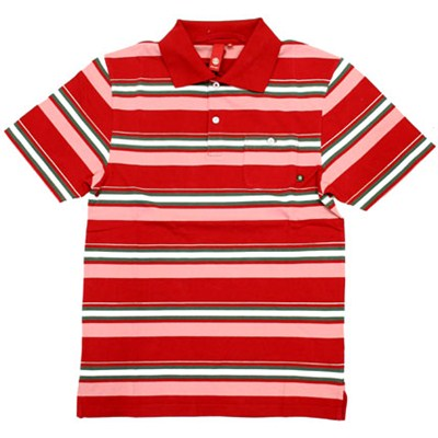 Uncle Rico Red S/S Polo Shirt