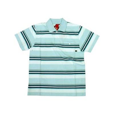 Uncle Rico Sky Blue S/S Polo Shirt