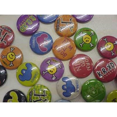 Krooked Badge Pack