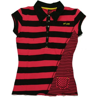 G-Fine Dots Stripes Polo