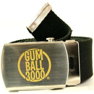 'Bullet Web Belt