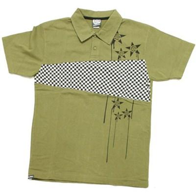 Cisco Army S/S Polo Shirt