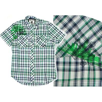 Syosset Woven S/S Shirt