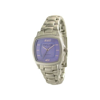 KLR-4115L Skater Girl Lilac/SS Ladies Watch
