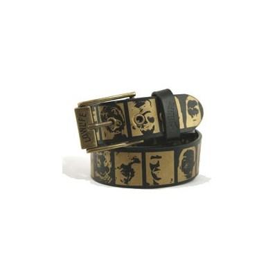 Line-Up Black/Gold Belt