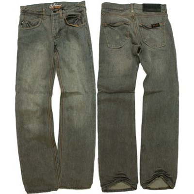 Guy Mariano Vintage Grey Jean