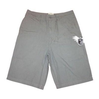 Regan Steel Grey Shorts