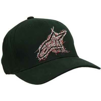 Scratch Astar Girls Flexfit Hat