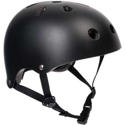 Essentials Black Matt Helmet