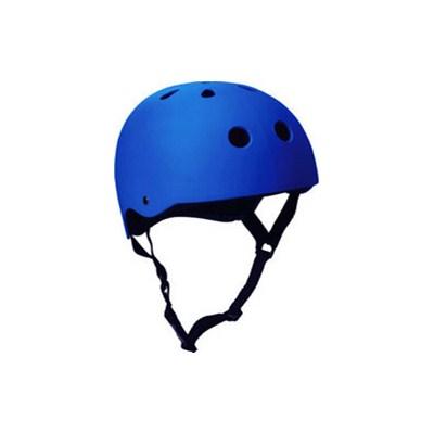 Blue Matt Helmet