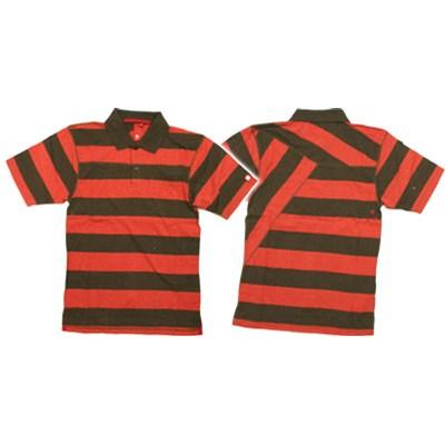 Ellis Chocolate S/S Polo Shirt