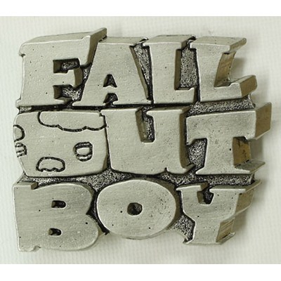 Fall Out Boy Buckle