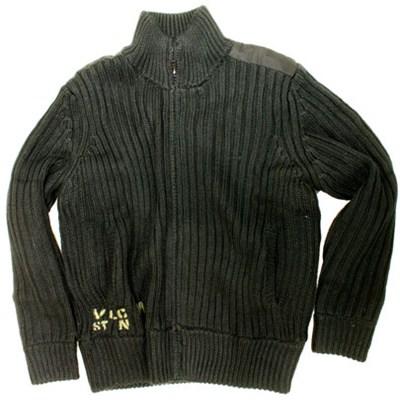 Explorer Zip Crew Sweater