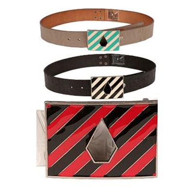 Ruby Doe Leather Belt