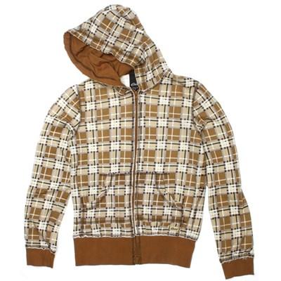 Shortbread Custom Zip Hoody