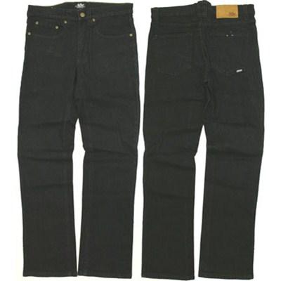 Slim Black Denim Jeans